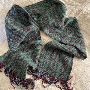 Beautiful Handwoven Scarf